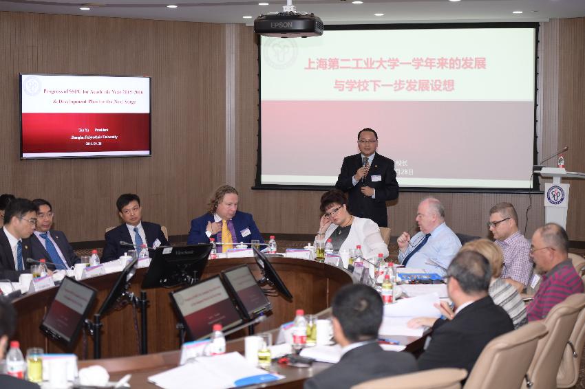 俞涛校长报告2015-2016学年学校主要工作
